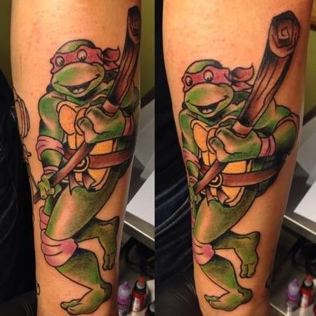 Donatello by Frank Ready
