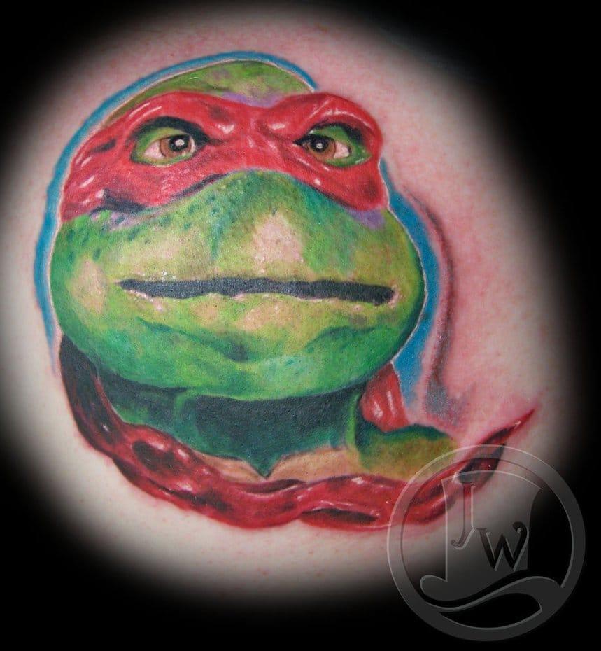 Great Raphael piece by Jake W