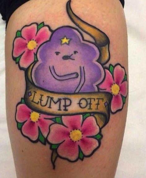 LSP tattoo