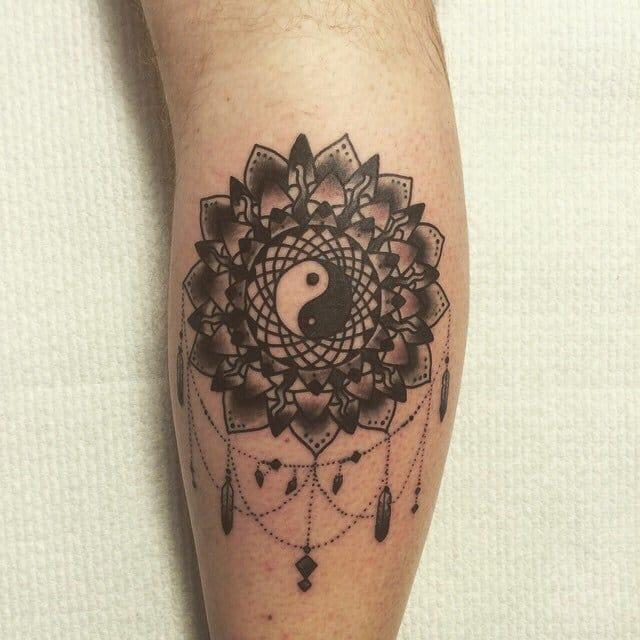 The Yin Yang Tattoo   Tattoodo