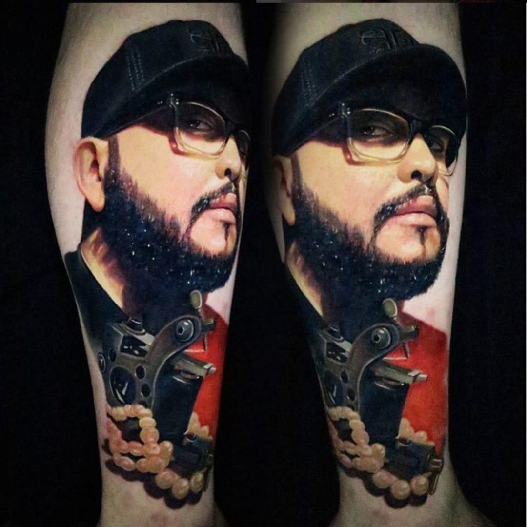 Horror portraits by nikko hurtado tattoodo for Tattoo nightmares shop location