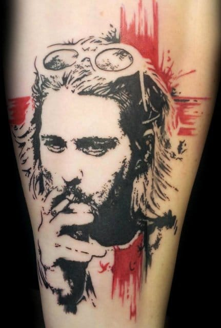 21 Tattoos in Memory of the 21st Death Anniversary of Kurt Cobain
