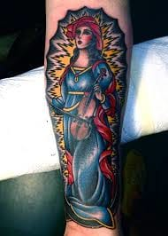 St.Cecilia tattoo