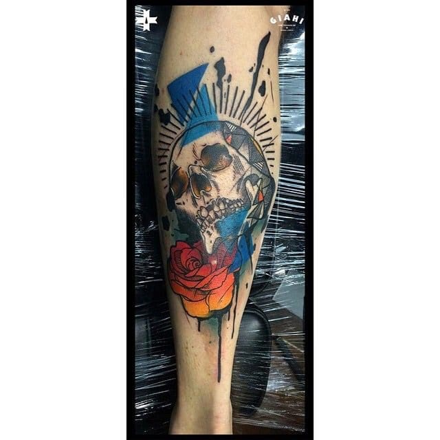 done at Giahi Tattoo & Piercing
