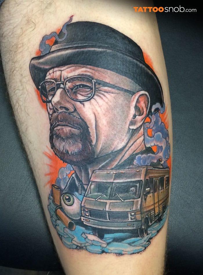 Brilliant Tattoo by Adam Guy Hays