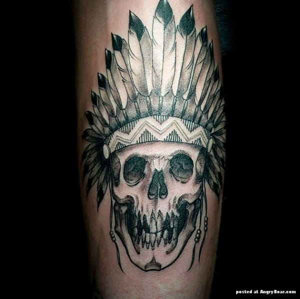 Creative skull tattoo by Scott Campbell #skull #blackwork #fineline #scottcampbell