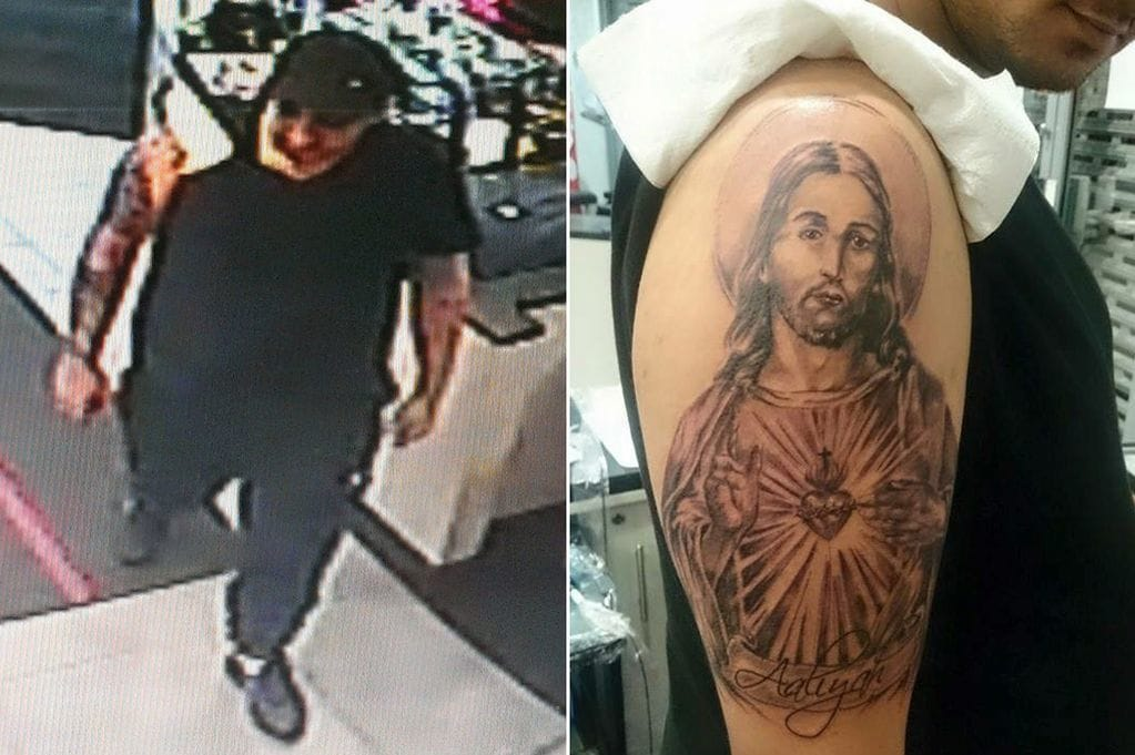 The tattoo thief and his unpaid ink!!