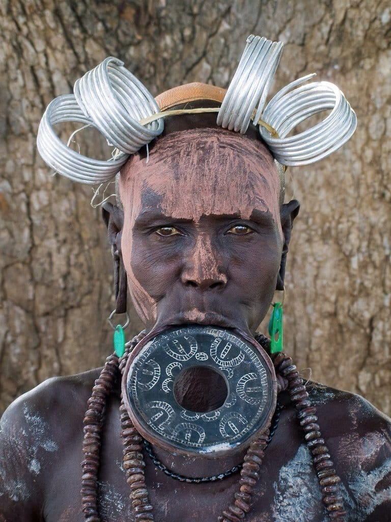7 Most Extreme Tribal Body Modifications