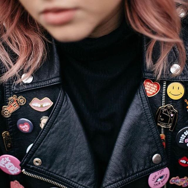 #GIRLBOSS: Girl Pin Gang