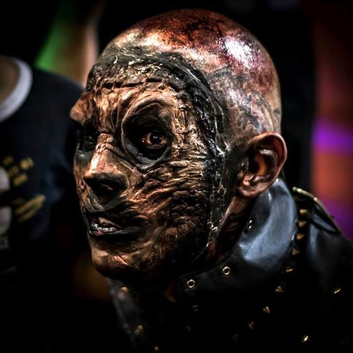 Brazilian Man Turns Himself Into a 'Walking Corpse'