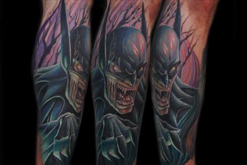 How about a Batman vampire?