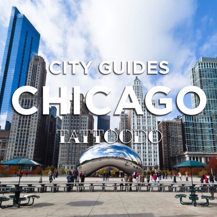 Tattoodo City Guides: Chicago, Illinois