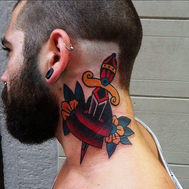 Almagro Tattooer - Barcelona