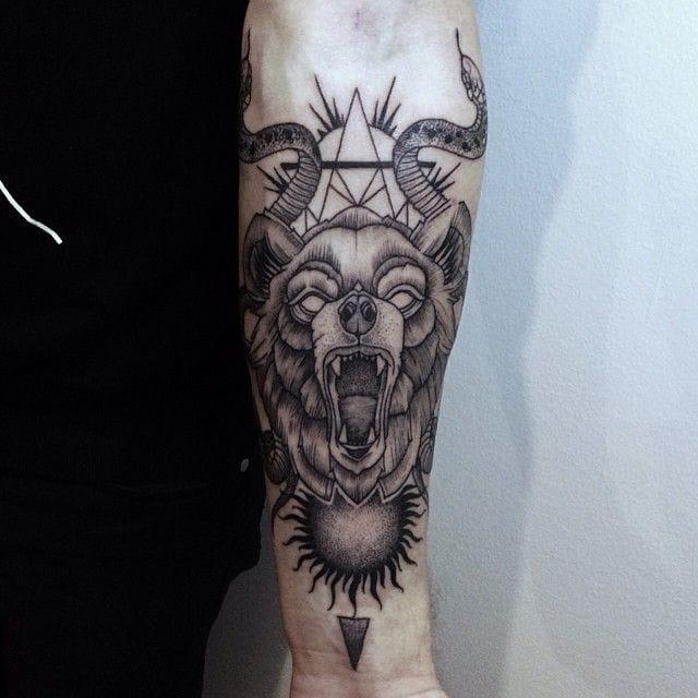 40 bold and brazen tattoos tattoodo