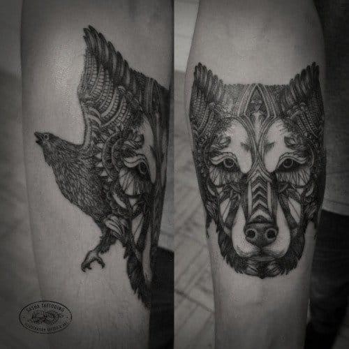 by Sasha Tattooing