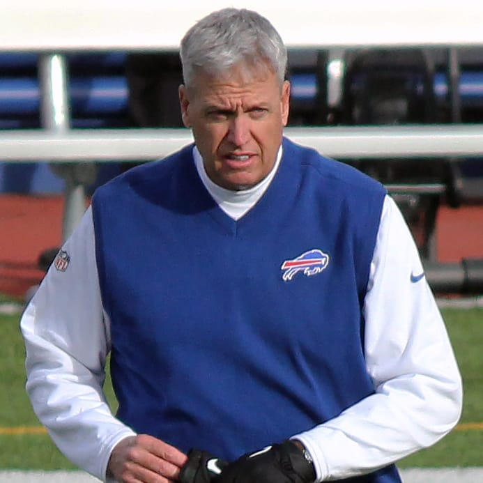 Rex Ryan Is in the Market for Another Cover up Tattoo