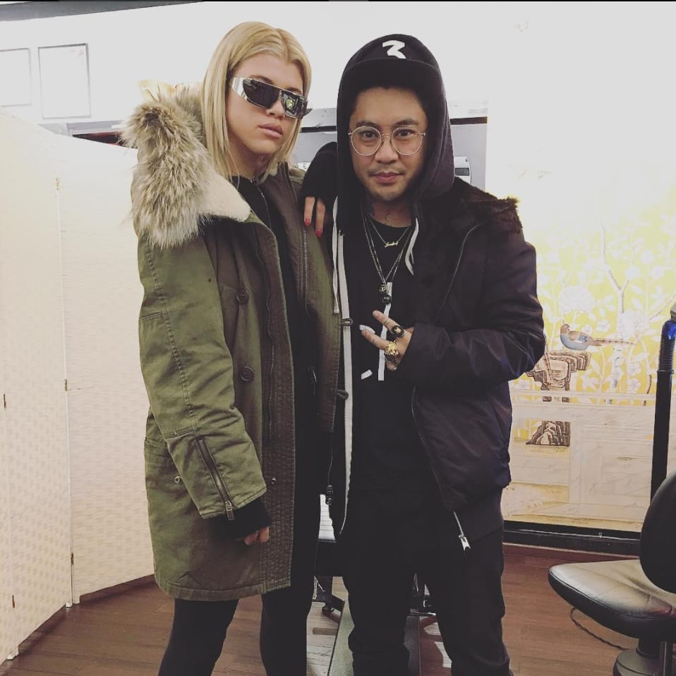 Sofia Richie Turns to JonBoy for a Touching Tribute
