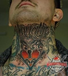 Tattoo done at Hammersmith Tattoo, London