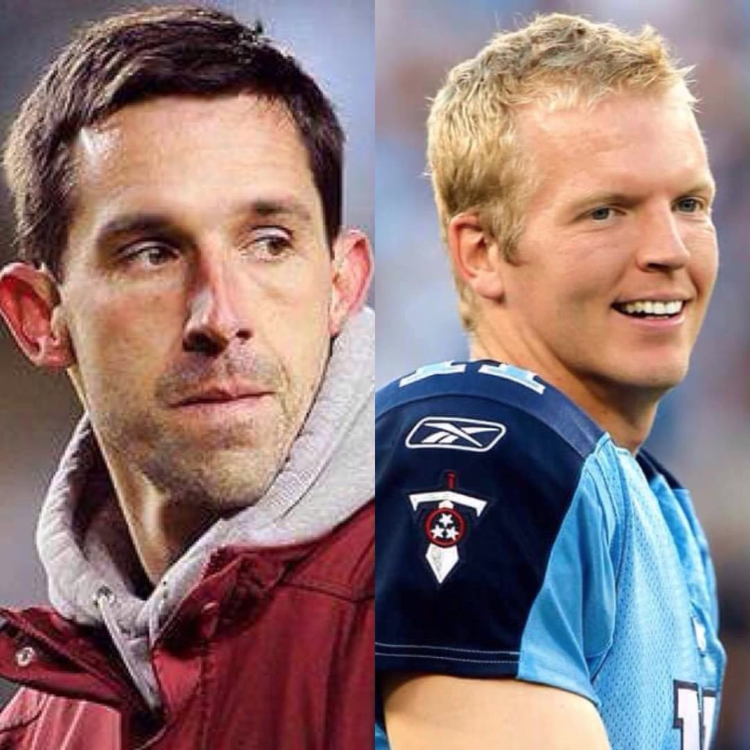 Kyle Shanahan and Chris Simms' Weird Tattoos That Bond Them For Life
