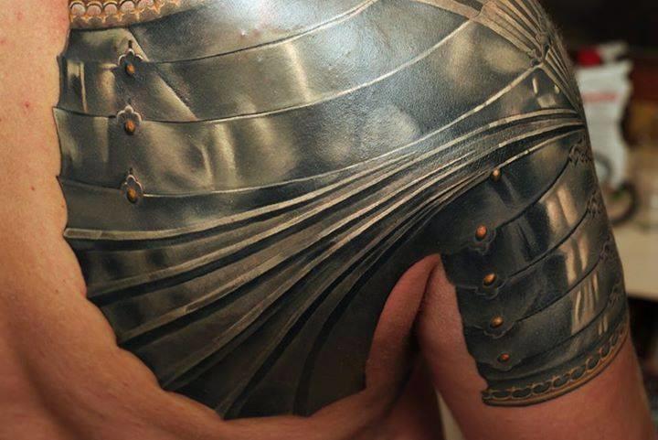 20 Epic Knight Tattoos