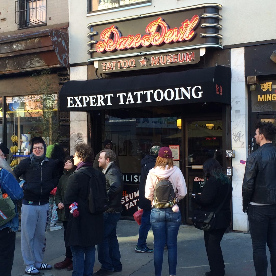 The Utter Chaos of Friday the 13th at Daredevil Tattoo