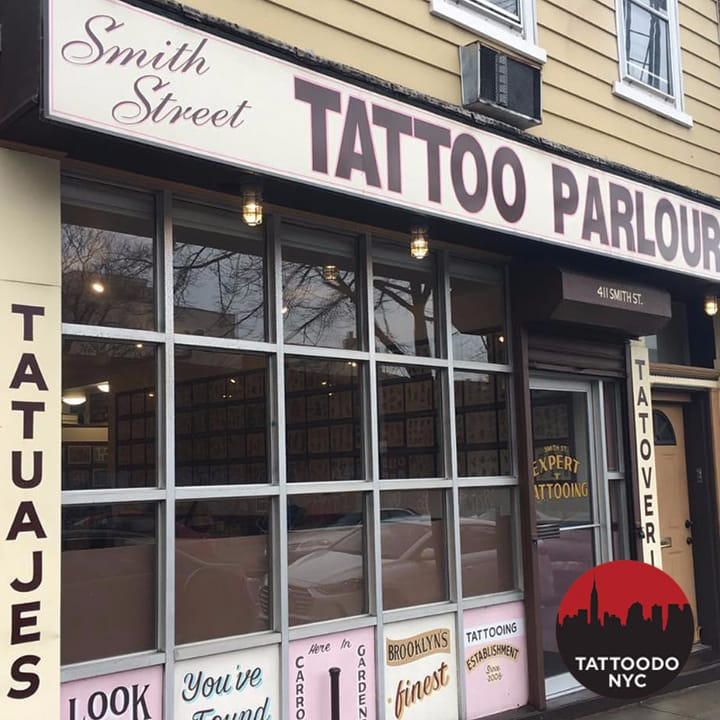 A Visit With 'Brooklyn's Finest' — Smith Street Tattoo Parlour