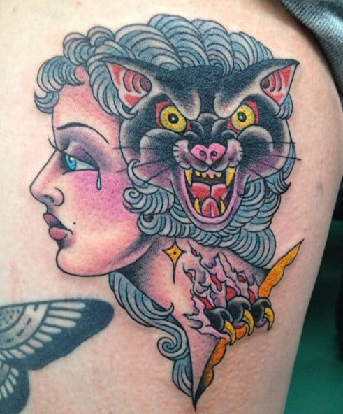 Gypsy and panther by NY Adorned