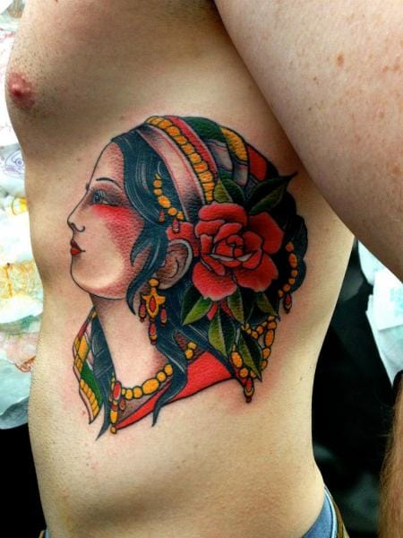 Old school gypsy by NY Adorned