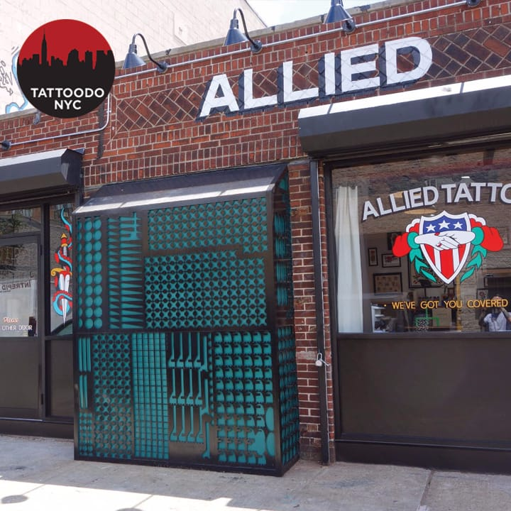Allied Tattoo: At the Heart of a Blooming Arts District