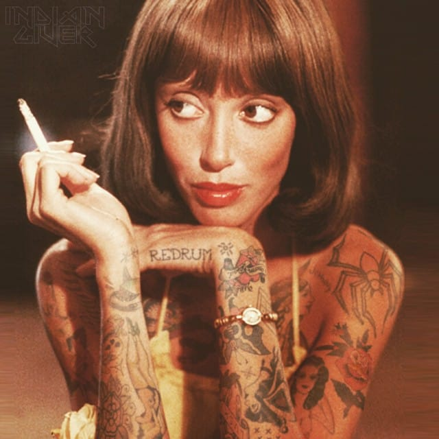 Leading lady with tattoos
