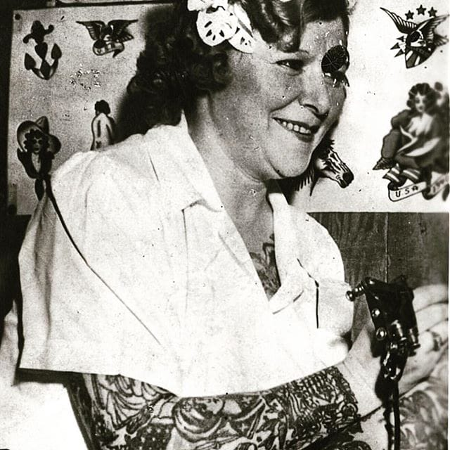 Flash from the Past: Millie Hull