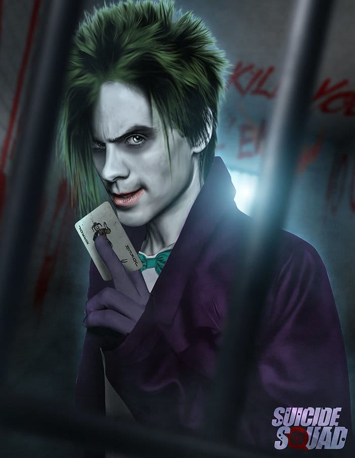 This image is a fan art. Not the actual look