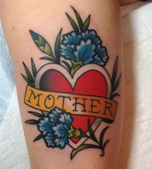 25 MOM INSPIRED TATTOOS