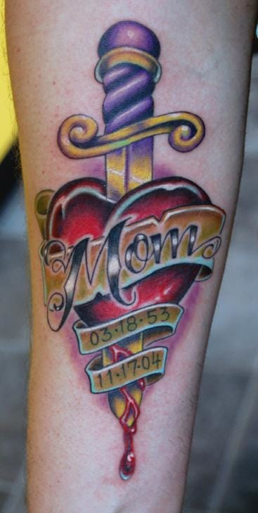 Marvin Silva Tattoo
