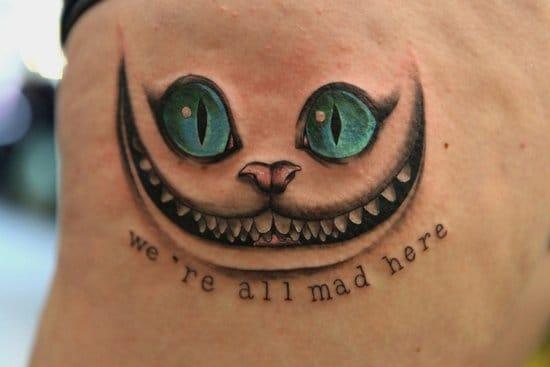Simple & Subtle Disney Inspired Tattoos