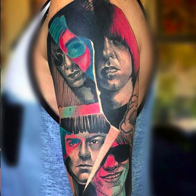 Ink on The Brats: Seriously Punk Ramones Tattoos