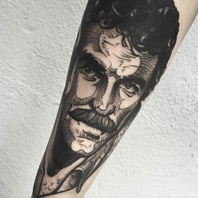 Funny tattoodo for Tom servo tattoo