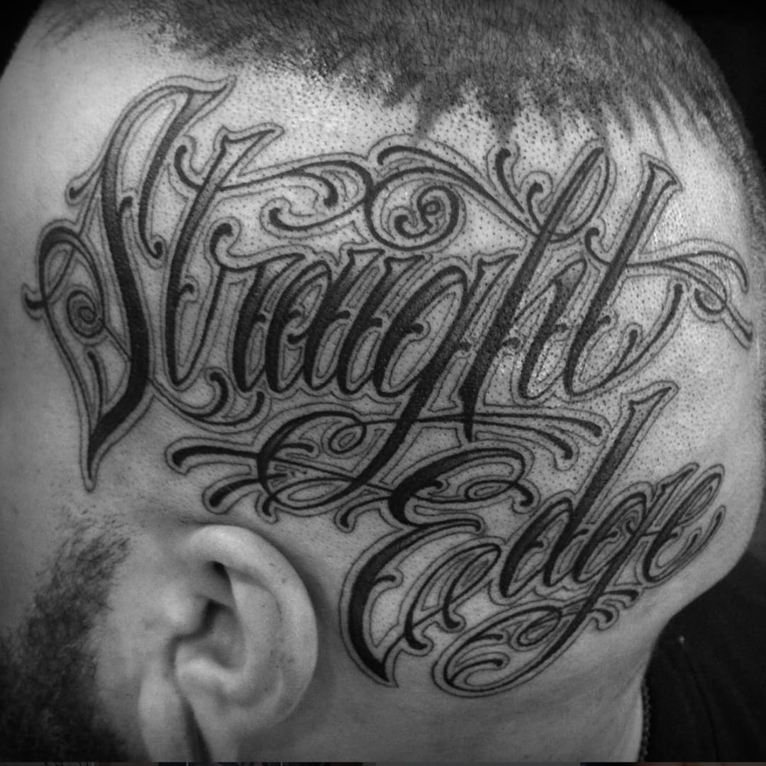 Get Nailed To The X With These Straight Edge Tattoos