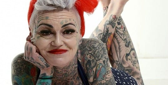 Are Tattoos Really A Sign Of A Mid-Life Crisis?
