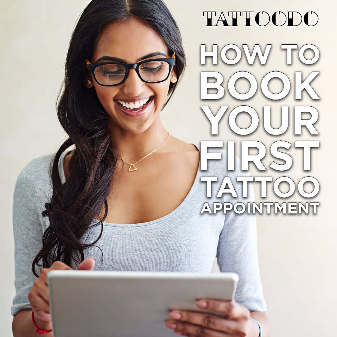 How To Book Your First Tattoo Appointment