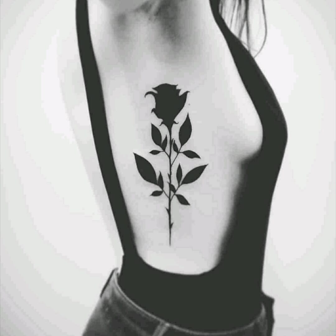 A Rose Tattoo By Any Other Name Would Be Just As Sweet