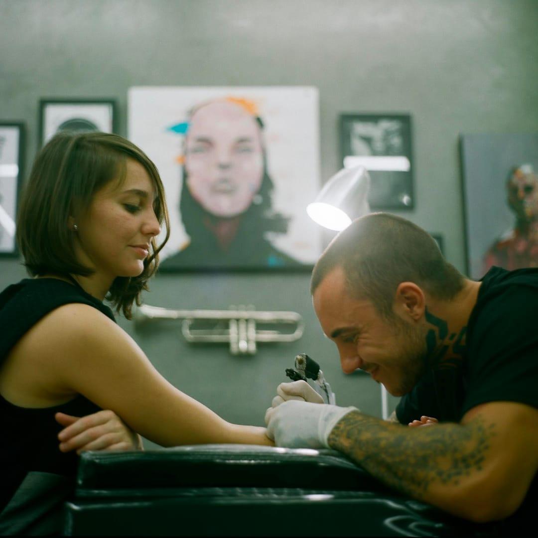 15 Tatuagens Deslumbrantes Do Artista Guga Scharf