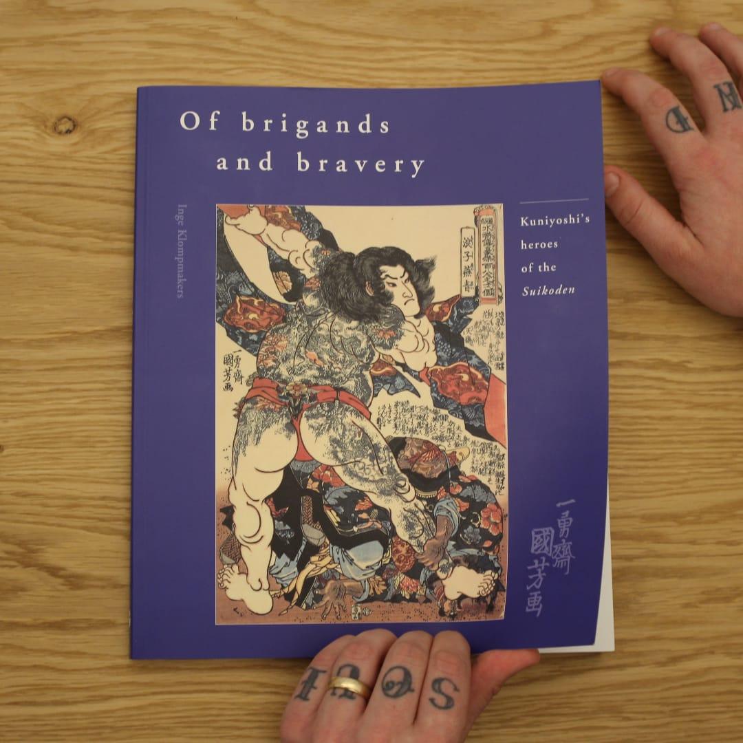'Of Brigands and Bravery' Shows how Kuniyoshi Shaped Japanese Tattoos