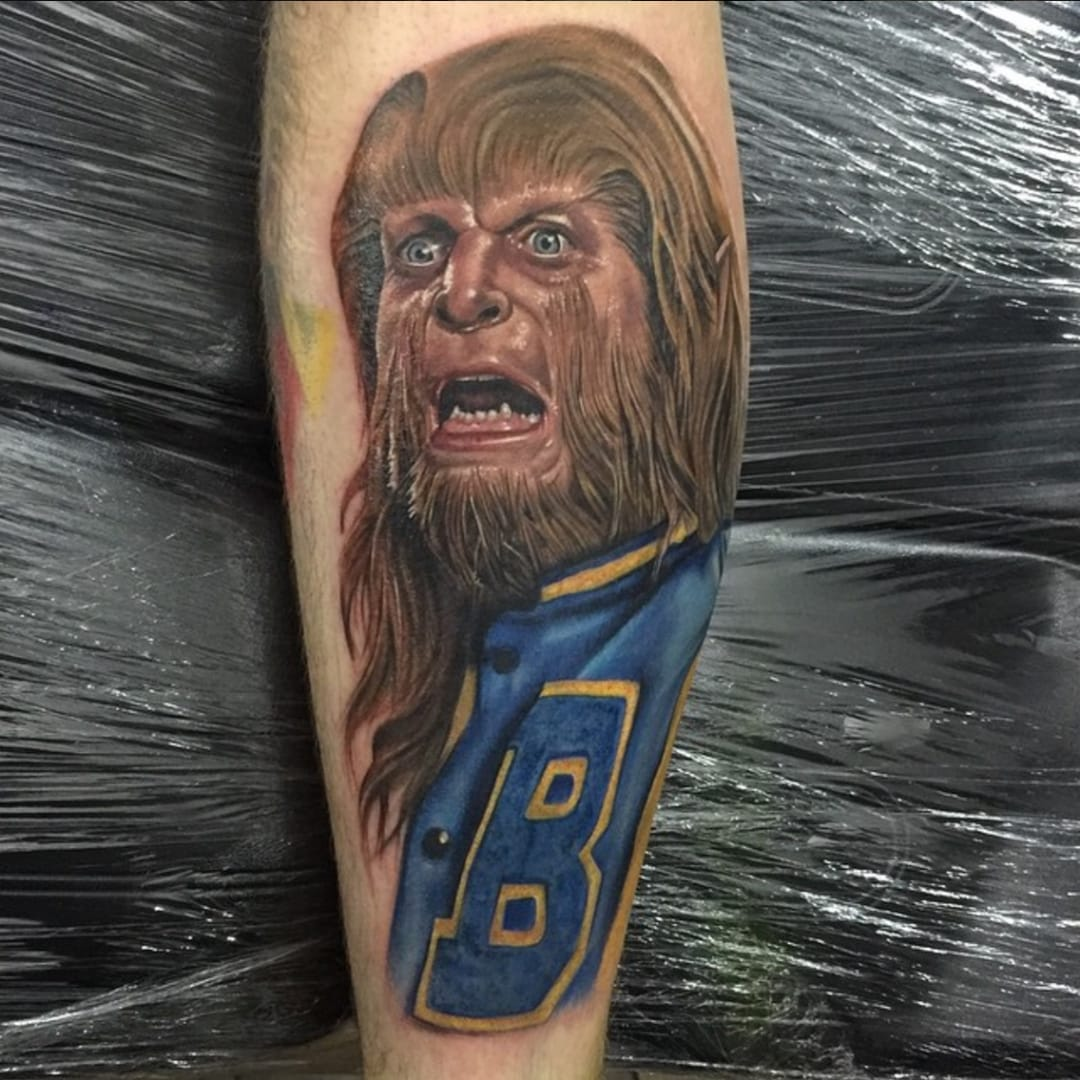 What Are You Looking at Dicknose? 'Teen Wolf' Tattoos