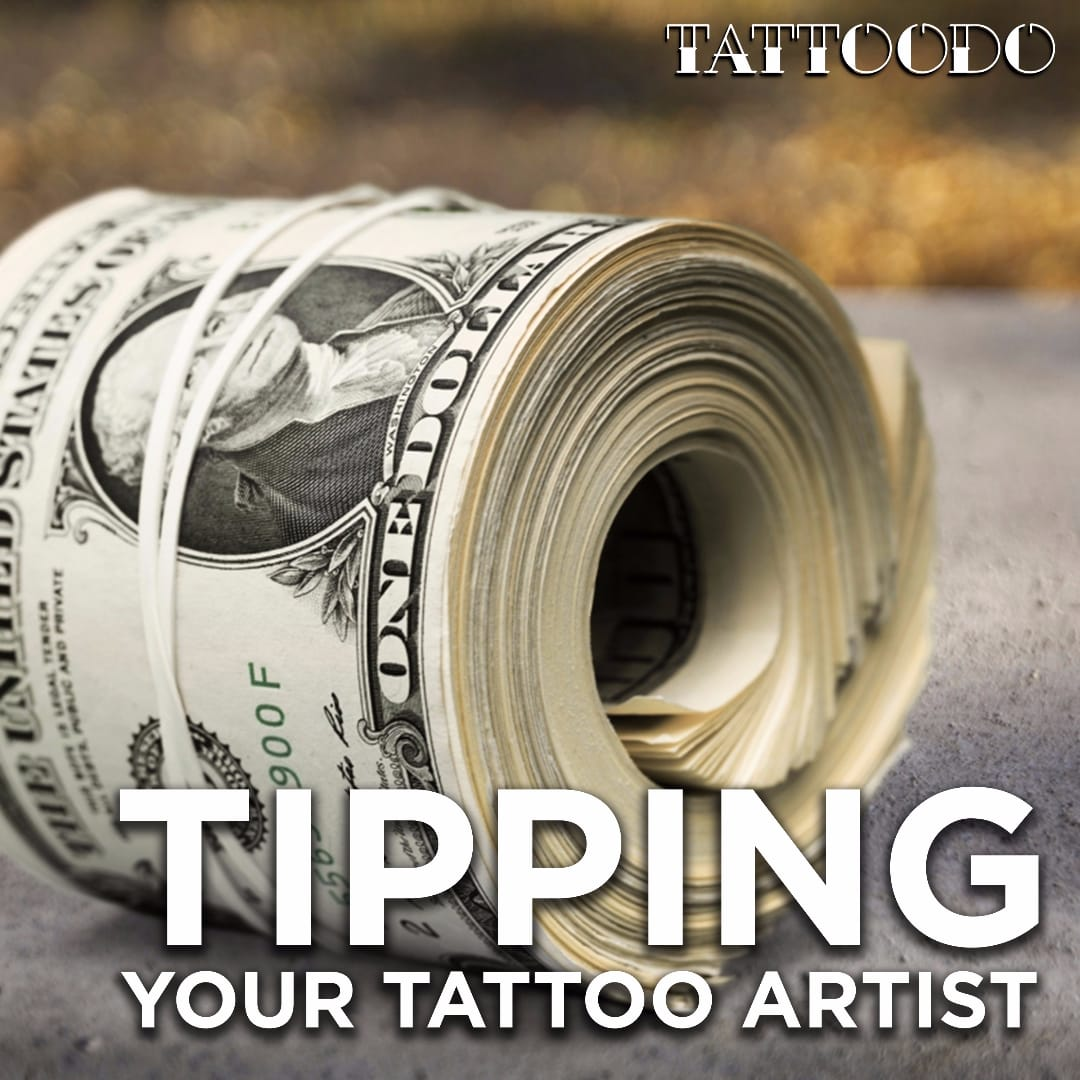 Tipping Your Tattoo Artist