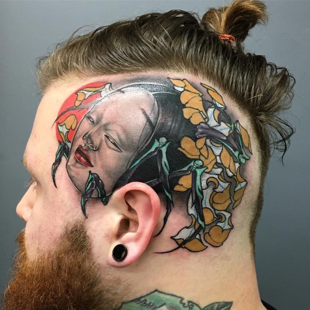 Binding Brides: Traditional Japanese Tattoos Of Jorogumo