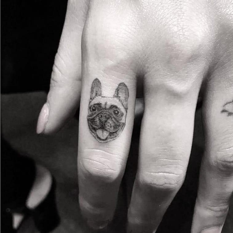 Fantastic Finger Tattoos
