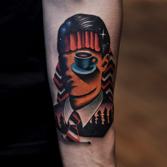 Back To The Black Lodge With Twin Peaks Tattoos