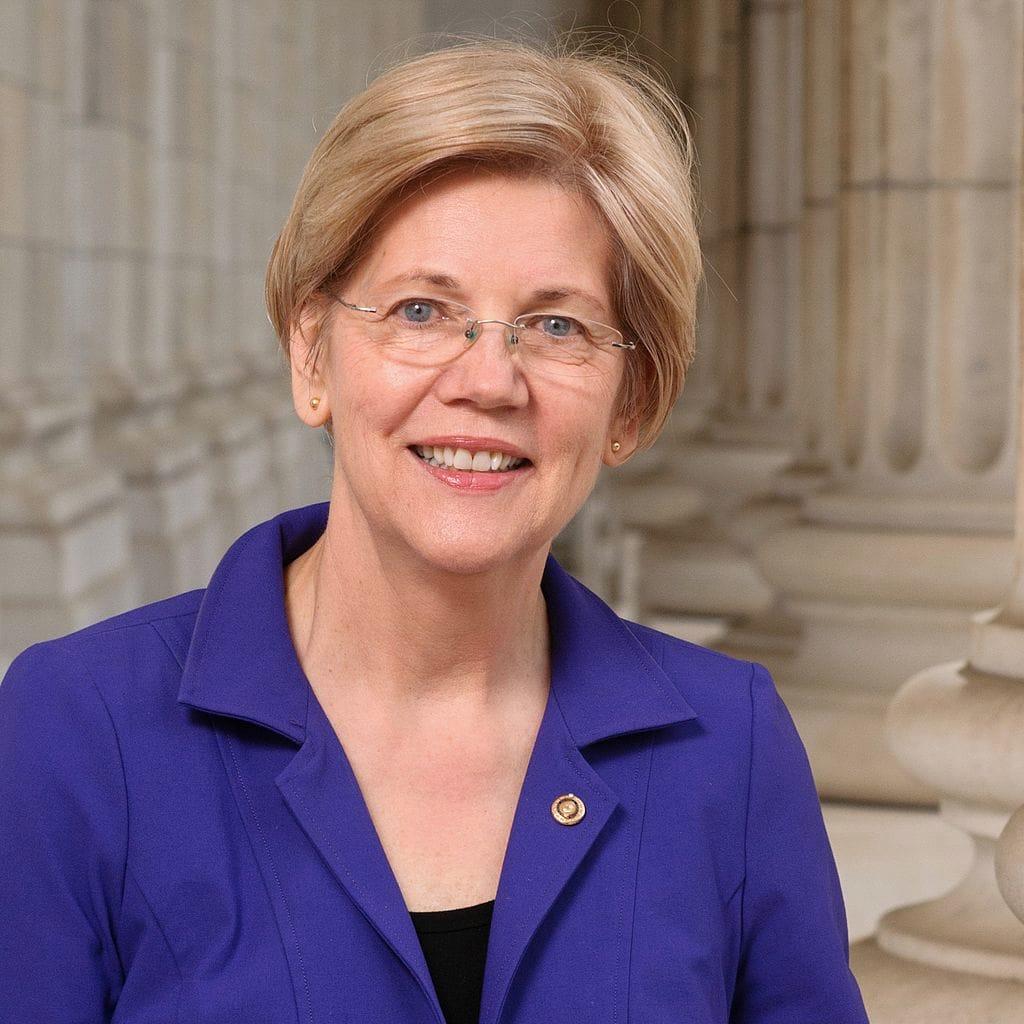 Elizabeth Warren Is a Huge Fan of the 'She Persisted' Tattoos