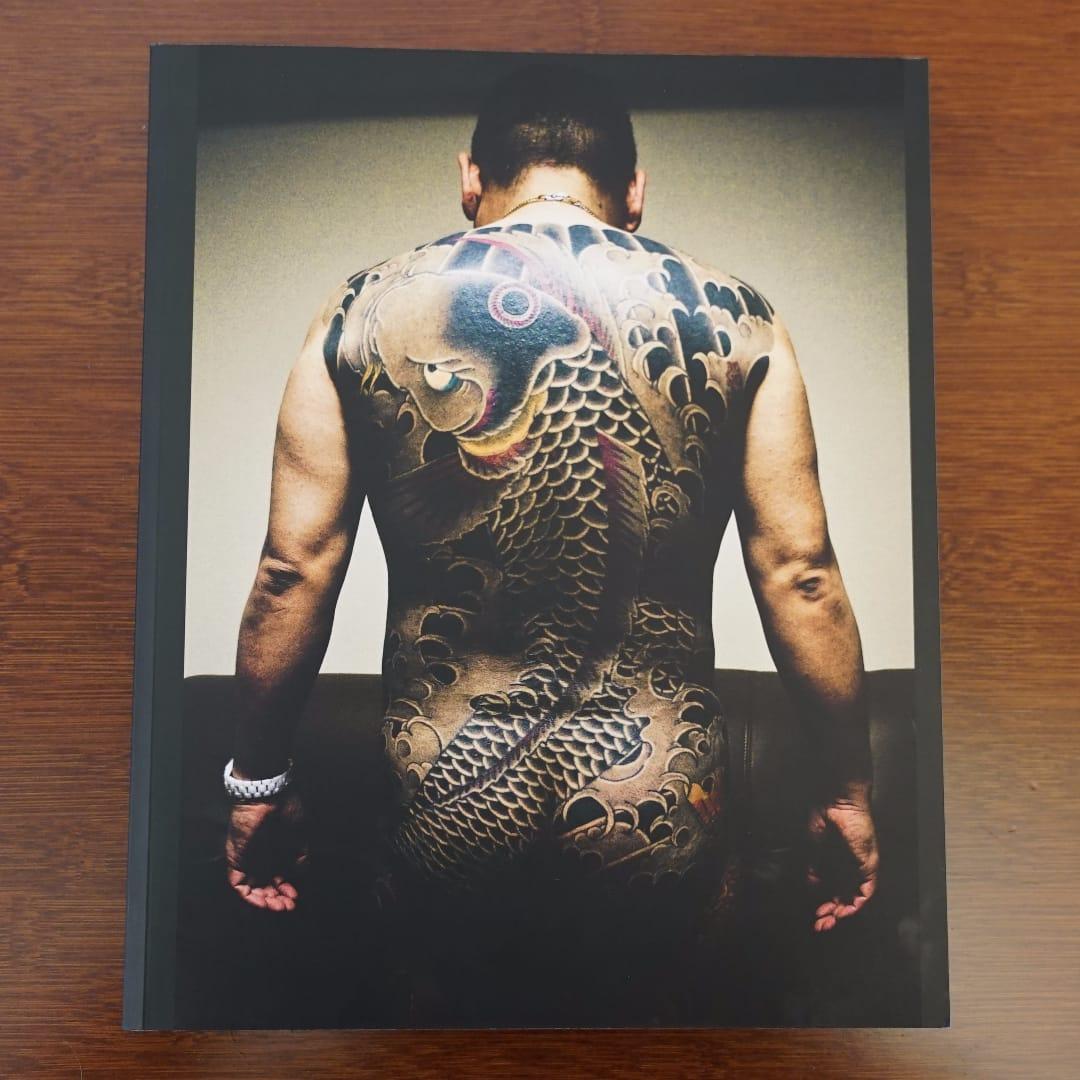 'Odo Yakuza Tokyo' — a Glimpse at Japan's Tattooed Gangsters